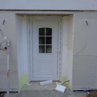 Sockel: Vorgehängte Fassade die Lösung bei feuchtem Sockel