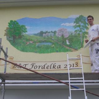 Fordelka - Malerei
