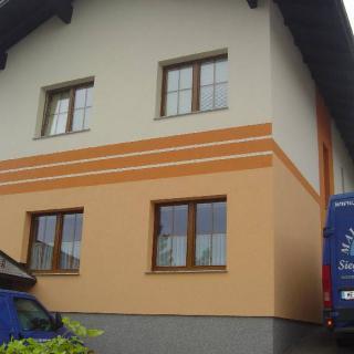 Geschossmann - Fassade