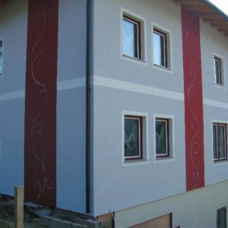 Karner - Fassade VWS