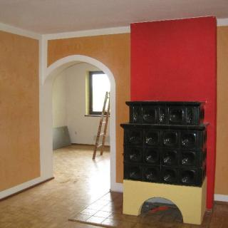 Leeb - Innenmalerei