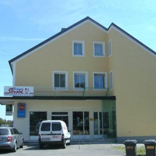Strobl - Fassade
