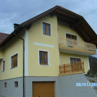 Winter - Fassade
