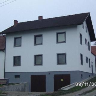 Zulechner - Fassade Malerei